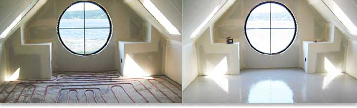 Radiant Heat Installation For Washington Contractors In