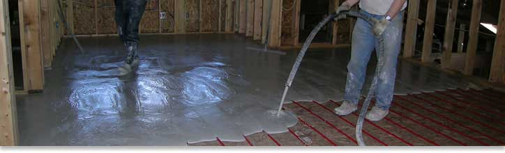Radiant heat specialists in floor heat radiant floor service home products radiant in floor heat solutioingenieria Image collections